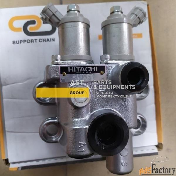Соленоид Hitachi HPV102 9254306 для спецтехники