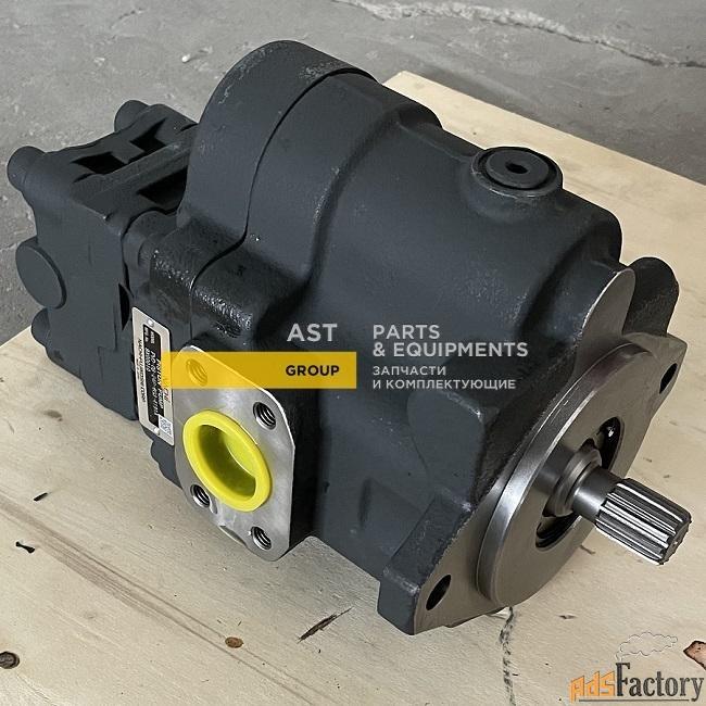 Гидронасос Nachi PVD-00B, PVD-0B для мини-экскаватора 1,5-2,5 тонны