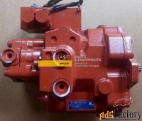 Гидронасос Kayaba PSVD2 для мини-экскаваторов 3,5-7 тонн