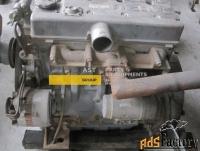 Двигатель Isuzu 4LE1 для мини-экскаватора 4-6 тонн