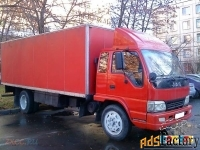 Перевозка мебели грузовиками в Красноярске
