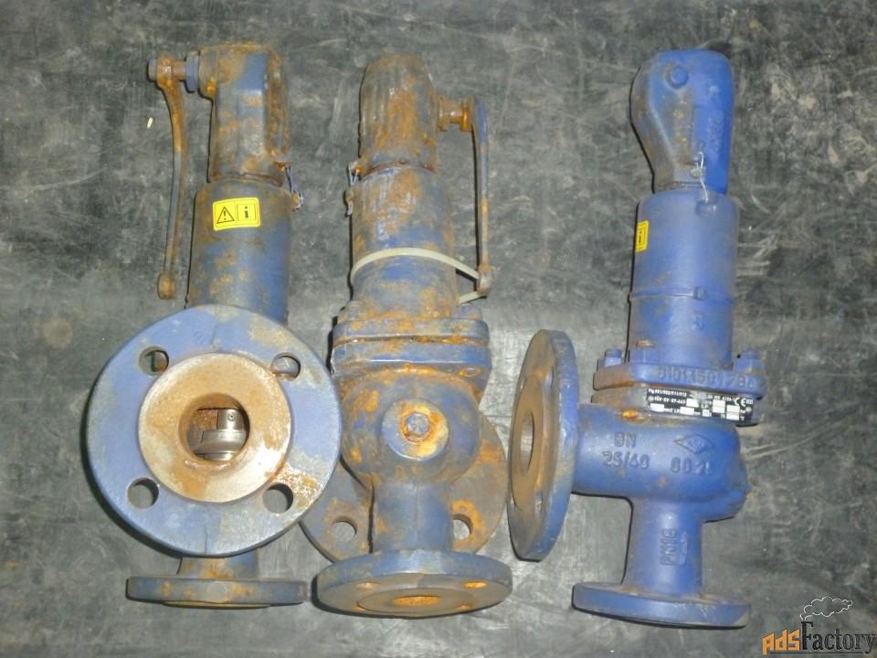 Клапан предохранительный пружинный «ARI-SAFE»