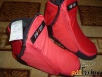Борцовки с защитой ступни