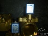 Клапан электромагнитный TORK