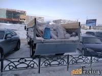 Вывоз строительного мусора, услуги самосвала