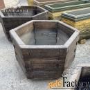 Продажа вазонов уличных из бетона