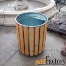 Продаем урны для мусора металлические в Крыму от производителя