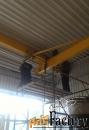 Кран мостовой подвесной однобалочный, подвесная кран-балка