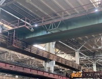 Ремонт подкрановых путей мостового крана