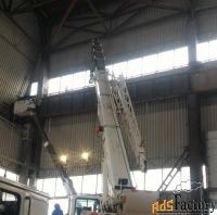 Монтаж подкрановых балок и металлоконструкций