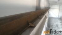 Рихтовка, выправка подкрановых путей кранов мостовых, козловых