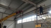 Монтаж, ремонт крановых путей кранов мостовых, козловых, башенных