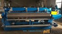 Машина контактная для производства сварной сетки