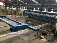 Станок для производства сварной огражденной сетки