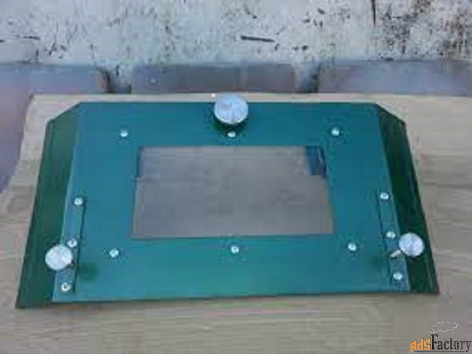 Защитный экран 6М12П