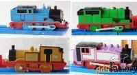 Паровозики на батарейке из Японии. «Томас и его друзья». TOMY