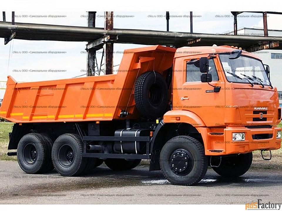 Кузов на самосвал КАМАЗ 65111 (Платформа 65111)