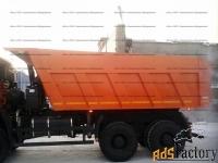 Оригинальный кузов на самосвал КАМАЗ 6520 (Платформа 6520)