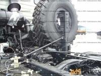 Держатель запасного колеса 65222 (ДЗК 65222)