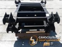 Рама поворотной тележки 8332 под рессору МАЗ н/о
