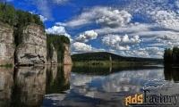 Сплав по реке вишера