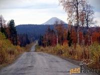 Поход на гору Щудья-Пендыш