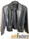 Женская куртка из телячьей кожи размер 44-46