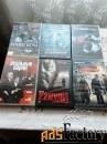 28 DVD- дисков с художественными фильмами