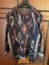 Женский пуловер 54 размера