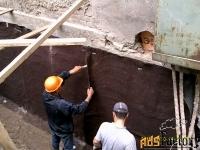 комплекс общестроительных работ