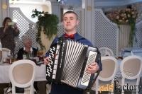 Ведущая - певица, аккордеон на ваш праздник