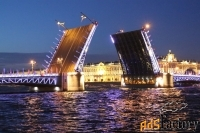 Аренда катера для прогулки от 1 часа по рекам Санкт-Петербурга