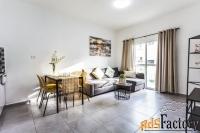Квартира 3 комнаты в Тель-Авиве в посуточную аренду.