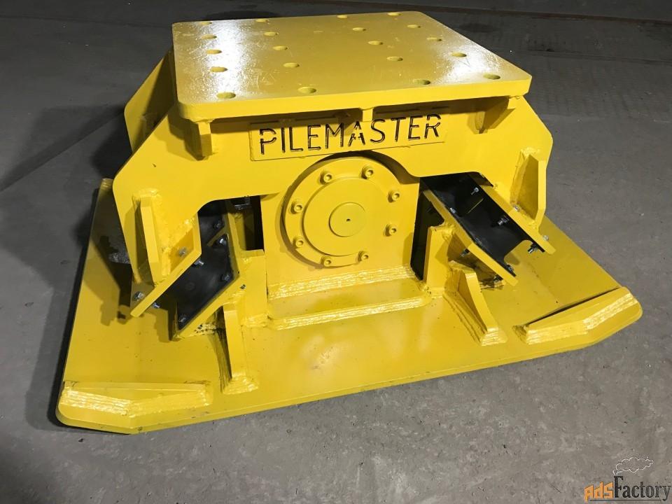 Вибротрамбовка навесная  Pilemaster CP100 на экскаватор