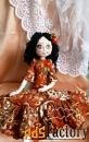 Текстильные куклы ручной работы в подарок, для интерьера, игровые.v-4