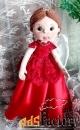 Текстильные куклы ручной работы в подарок, для интерьера, игровые.v-5
