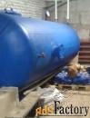 Воздухосборник ресивер газа б/у 6,2 м3