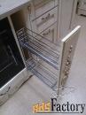 Продам новый кухонный гарнитур с  каменной столешницей