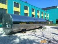 Резервуары для хранения жидкой двуокиси углерода объемом от 4 до 50 м3