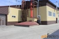 Линия по переработке биоотходов в высокобелковую кормовую добавку