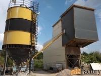 Мобильный бетонный завод Ferrum Mix 30 M