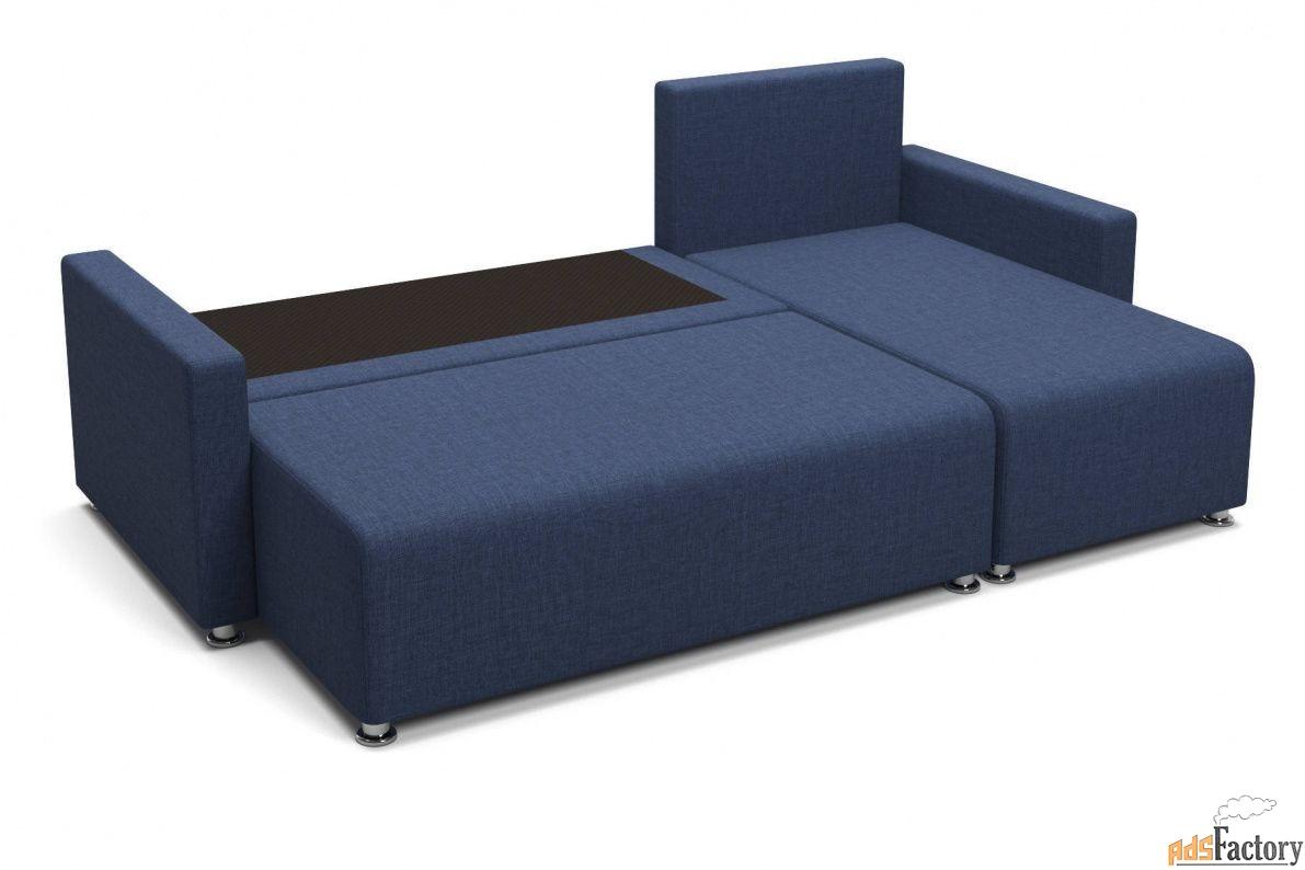Угловой диван «Модель 087(Челси)