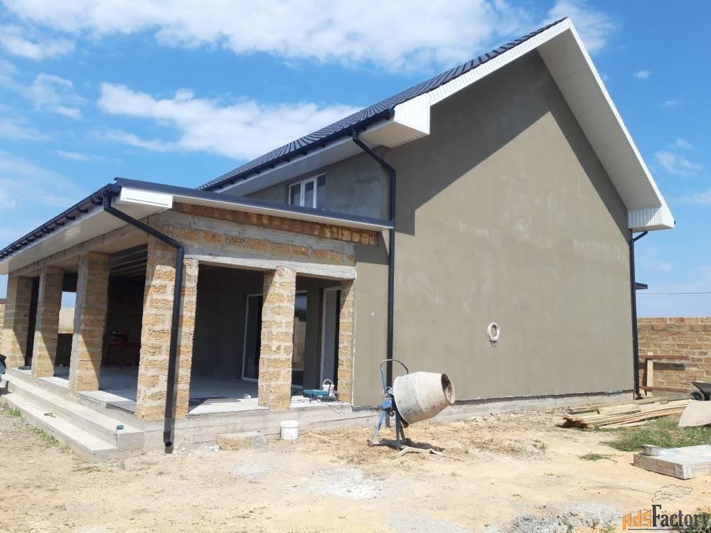 дом 224.60 м² на участке 8.00 сот.