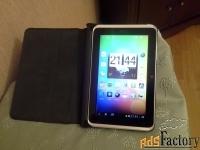продается планшет htc flyer wi-fi + 3g 32gb +navitel navigator