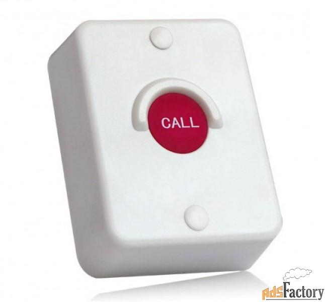 ibells-309, кнопка вызова персонала, влагозащищенная