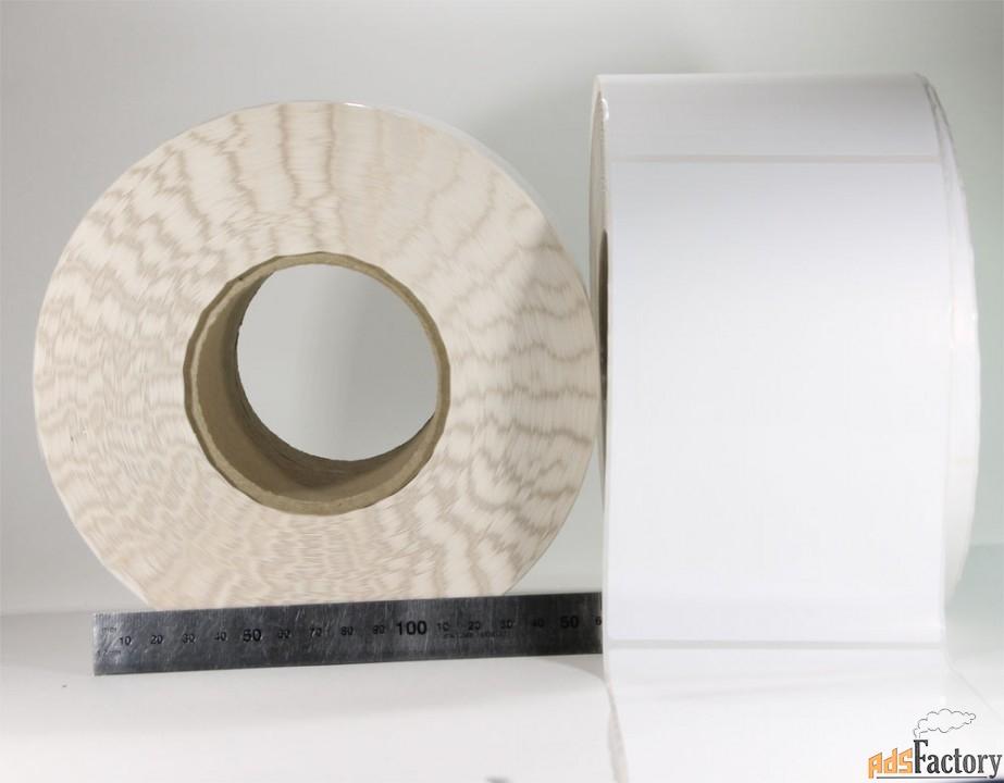 этикетки100х150 мм полипропиленовые, 1000 шт., самоклеящиеся