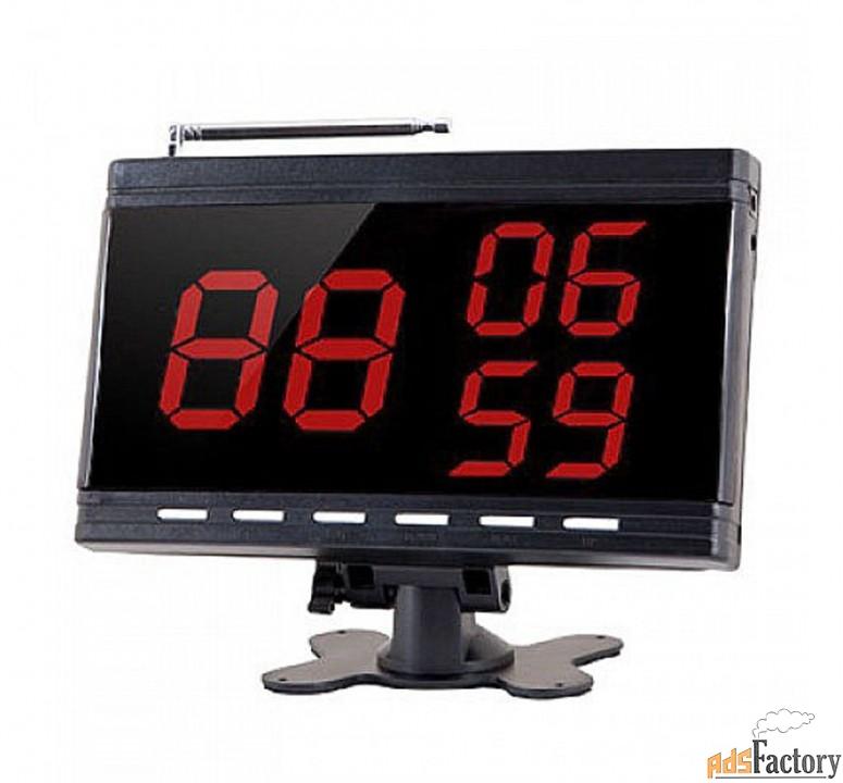 ibells-103, табло отображения вызова для персонала