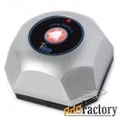 ibells-301, кнопка вызова персонала, серебро