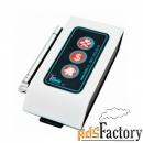 ibells-307 белая, кнопка вызова персонала, с усилением сигнала