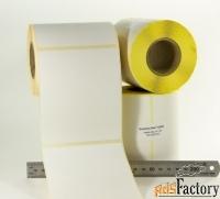 этикетки 94х110 мм, термочувствительные эко, 300 шт., самоклеящиеся